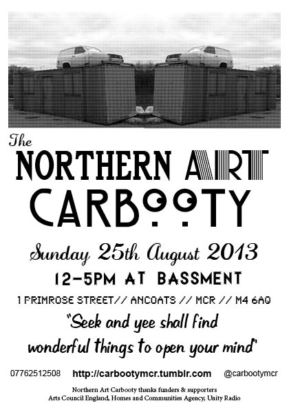 Northern Art Carbooty - Seek and you shall find wonderful things to open your mind!