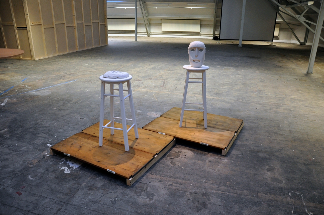 Niall Stools and toby cube structure background